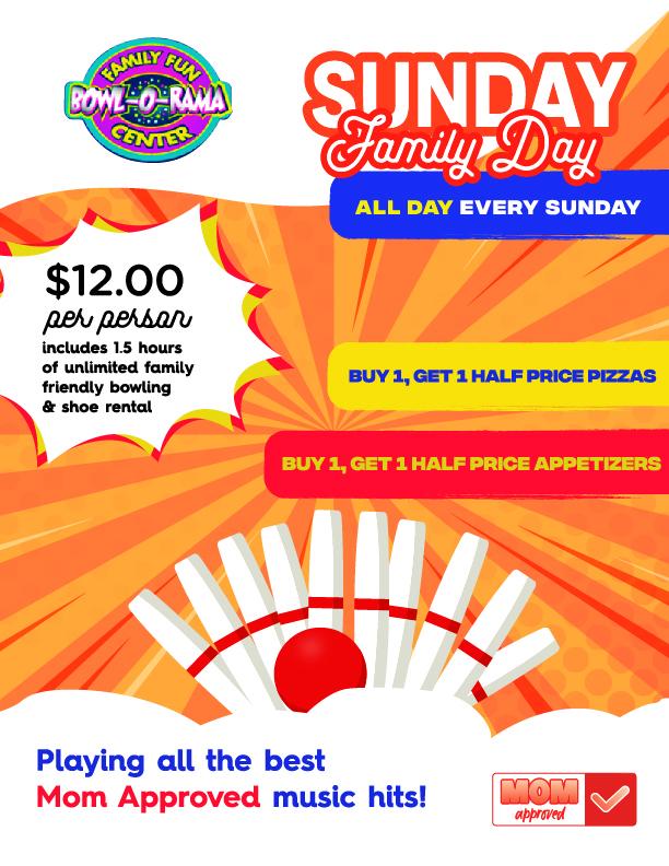 Sunday Family Day